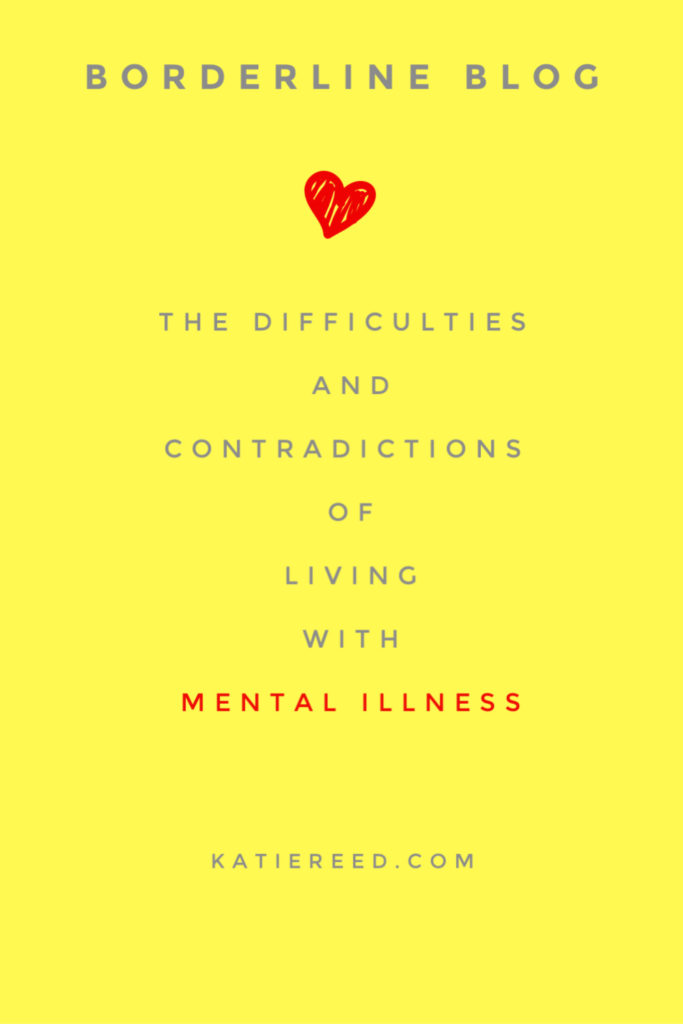 the difficulties and contradictions of living with mental illness